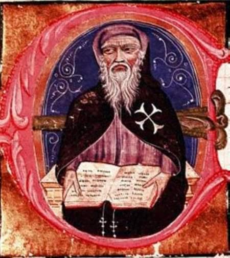 Juan Fernandez de Heredia war einer der Großmeister des Johanniterordens