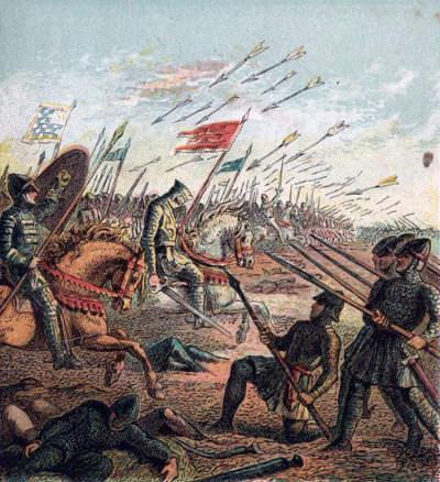 Die Schlacht bei Hastings